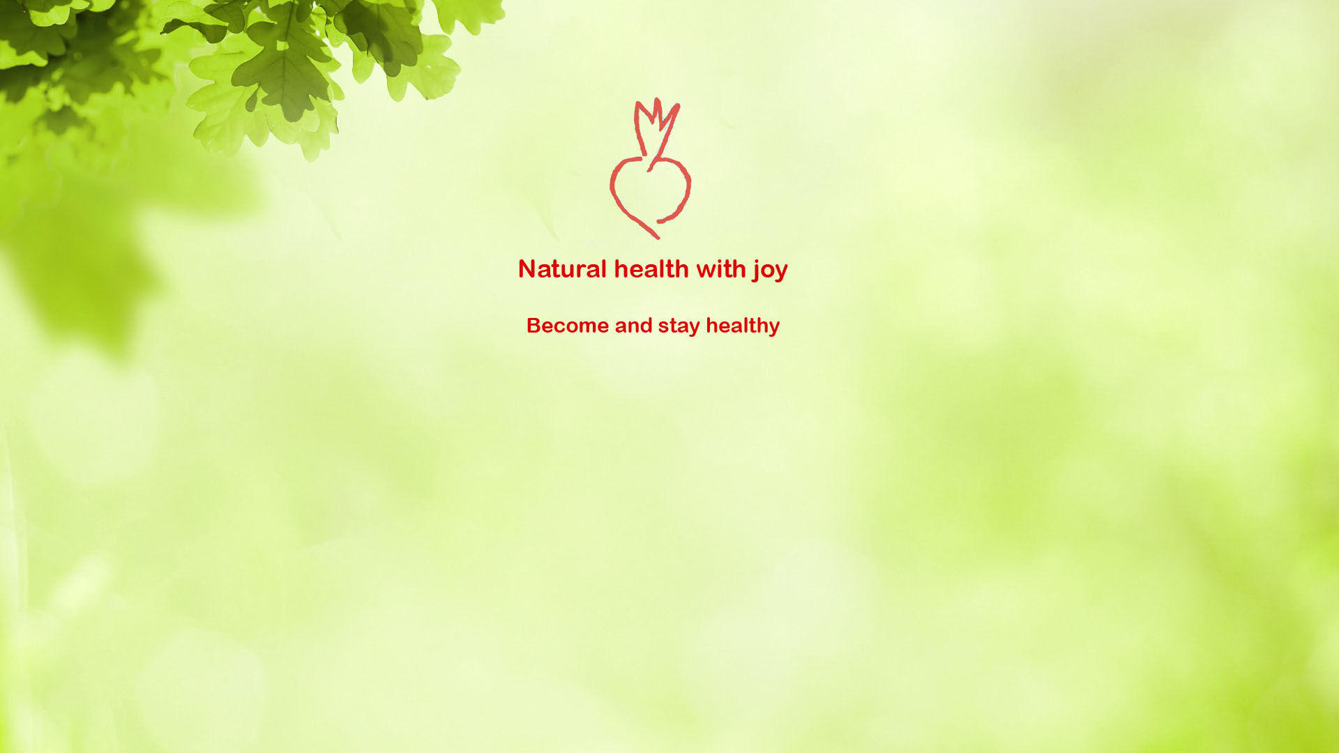 Natural Health with Joy