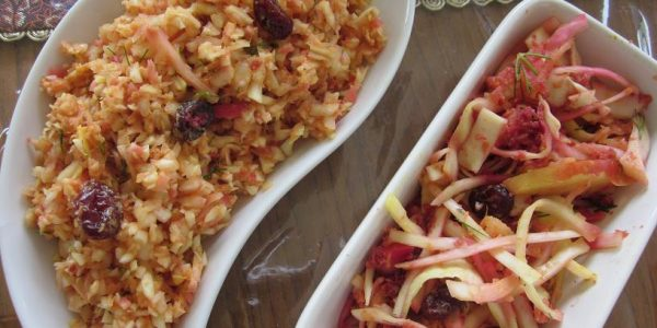 Anti-inflammatory Cabbage Salad